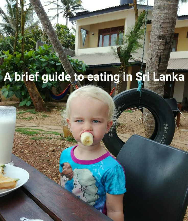 Hope you like it hot! A brief guide to eating in Sri Lanka. Most food is pretty spicy but there is definitely something for everyone. We spent a month there as a family on a tight budget and still had amazing food!