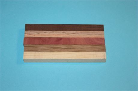 Pen Blanks for Sale on ArtYah   5 Pen Blanks for Sale Approximately 5 long by 1/2 square You get one each of the following: Red Cedar, White Oak, Red Oak, Walnut, and Hackberry I use this size blanks for turning pens that require the 7mm tube, saves time on the lathe. These blanks were harvested from lumber that was raised on our farm in Mississippi. I have written the name of the wood on each blank.