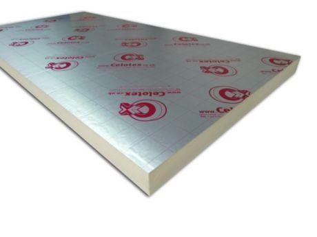 Celotex PIR Insulation Board 75mm GA4075 2400 X 1200mm (2.88m²/Sheet) | Insulation Giant