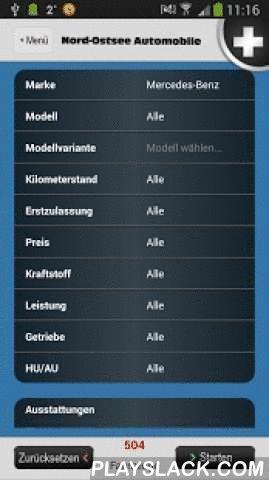Nord-Ostsee Automobile  Android App - playslack.com ,  Nord-Ostsee Automobile ist einer der größten Mercedes-Benz Vertragspartner im Norden Deutschlands. Wir bieten Ihnen eine Auswahl von mehr als 500 Neu- Vorführ- und Gebrauchtwagen zur sofortigen Verfügung sowie bis zu 5.000 Jahreswagen innerhalb von wenigen Tagen.Wir sind ein Familienunternehmen mit 101 Jahren Tradition.Unsere zertifizierten Teams bieten Ihnen vor allem einen persönlichen Service, der mehrfach ausgezeichnet wurde. Bei…