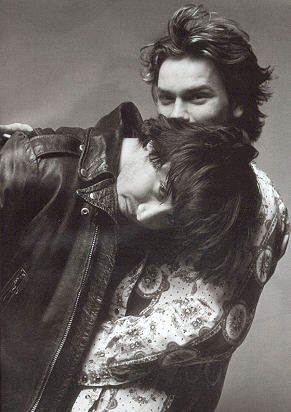 Keanu Reeves & River Phoenix, bruce Weber, 1991