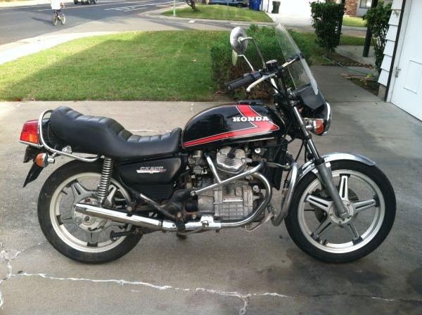 HONDA CX500 $1600