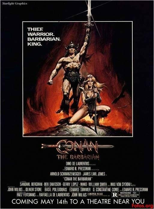 Conan le Barbare - 1982 (La puissance de l'acier)