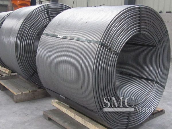 SMC Is Leader In Zinc Wire Widely Used In Steel Surface Preservative,  Container, Bridges