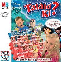 Hasbro: Találd ki! Disney - Társasjáték