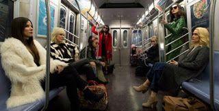 Divulgada primeira imagem de 'Oito Mulheres e Um Segredo'