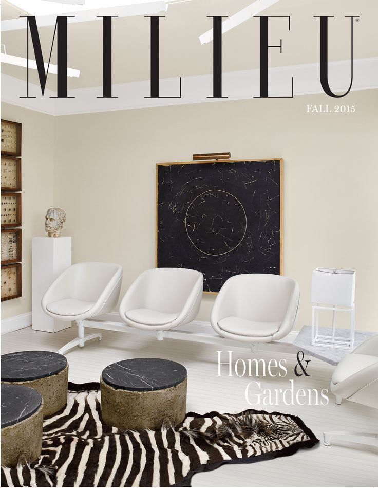 Fall 2015 Issue Of MILIEU