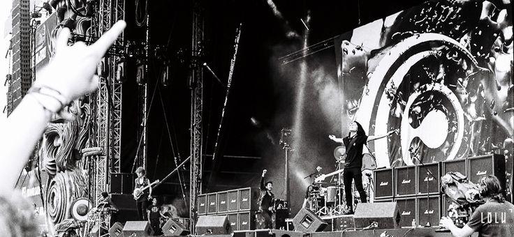 CROSSFAITH au Download Festival 2014  - Lōlu Photography @Journal du Japon #japon #music #japanmusic #journaldujapon #japanexpo #métal #festival