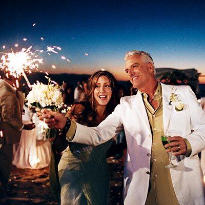The Plan - Celebrity Wedding: Joely Fisher & Christopher Duddy - InStyle Weddings - Celebrity - InStyle 1996 and renewal