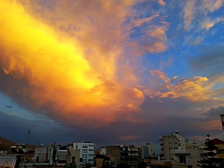FROM THE TERRACE OF MY HOUSE