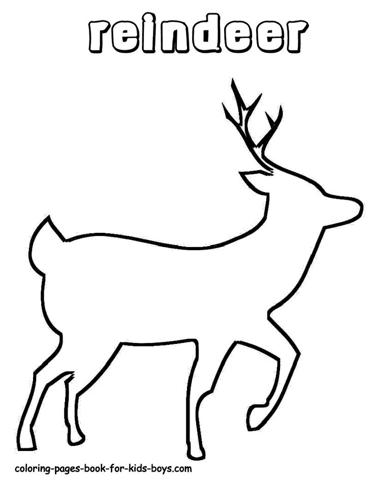 Reindeer Face Line Drawing : Best art deer reindeer images on pinterest christmas