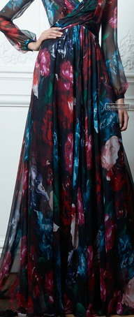Zuhair Murad Fall 2013 RTW - Would Perfectly go with #hijab