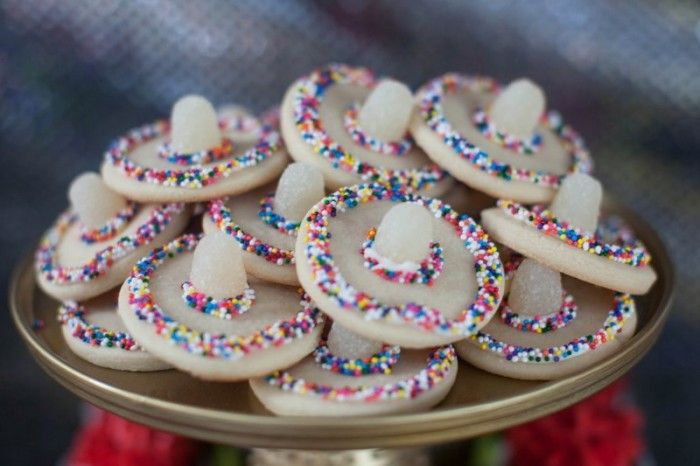 Lisa Rinna's Disco Fiesta 50th Birthday | Jenny Cookies