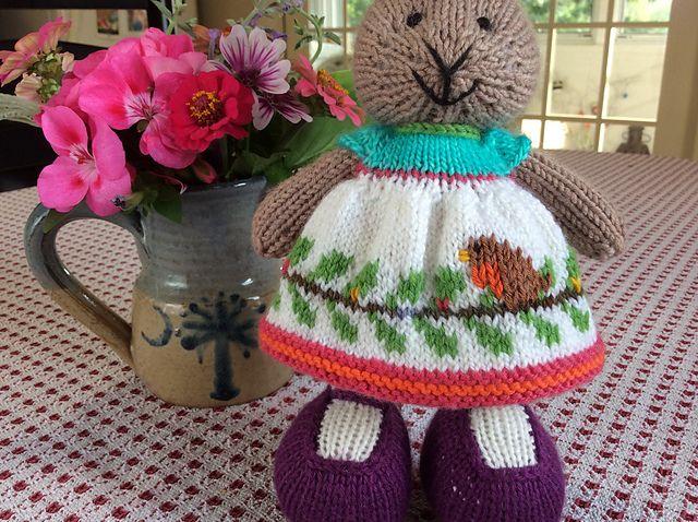 Ravelry: suzymarie's Morning Robin Dress