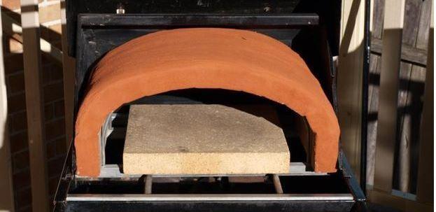 un barbecue adapté en four