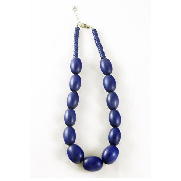 Vivid Jewellery - Indi Necklace Blue