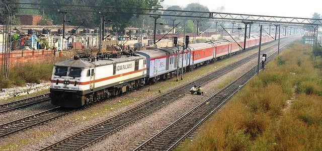 Sealdah Rajdhani express 12313
