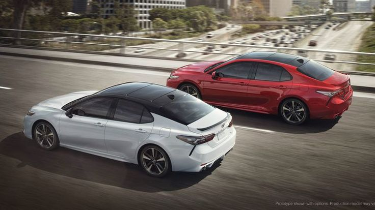 More appealing, sportier and exciting! The 2018 #Toyota Camry! https://www.cnet.com/roadshow/auto/2018-toyota-camry/preview/