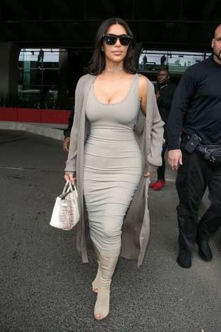 Image result for kim kardashian outfits 2016