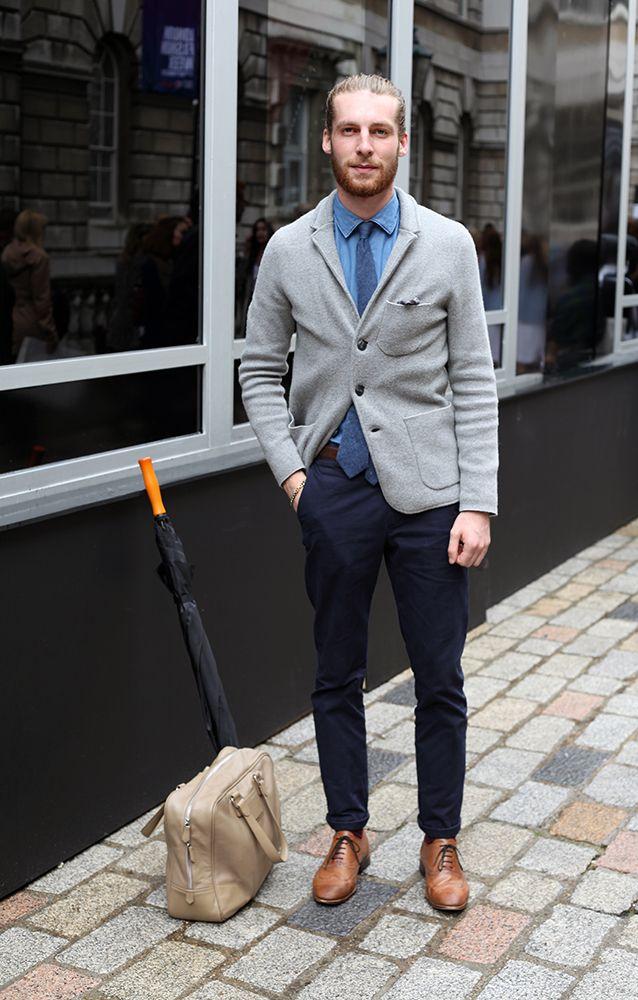French men fashion