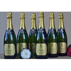 """€ 15,00 a bottiglia """"Azienda Agricola Petricci e Del Pianta"""" LISEOVino Spumante di Qualità - Dosaggio Zero -Metodo Classico In confezione da 6 bottiglie, disponibile anche in confezione da 3 bottiglie."""