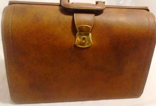Doctor, Lawyers, Professional hard-side Briefcase Bag, Simulated Leather