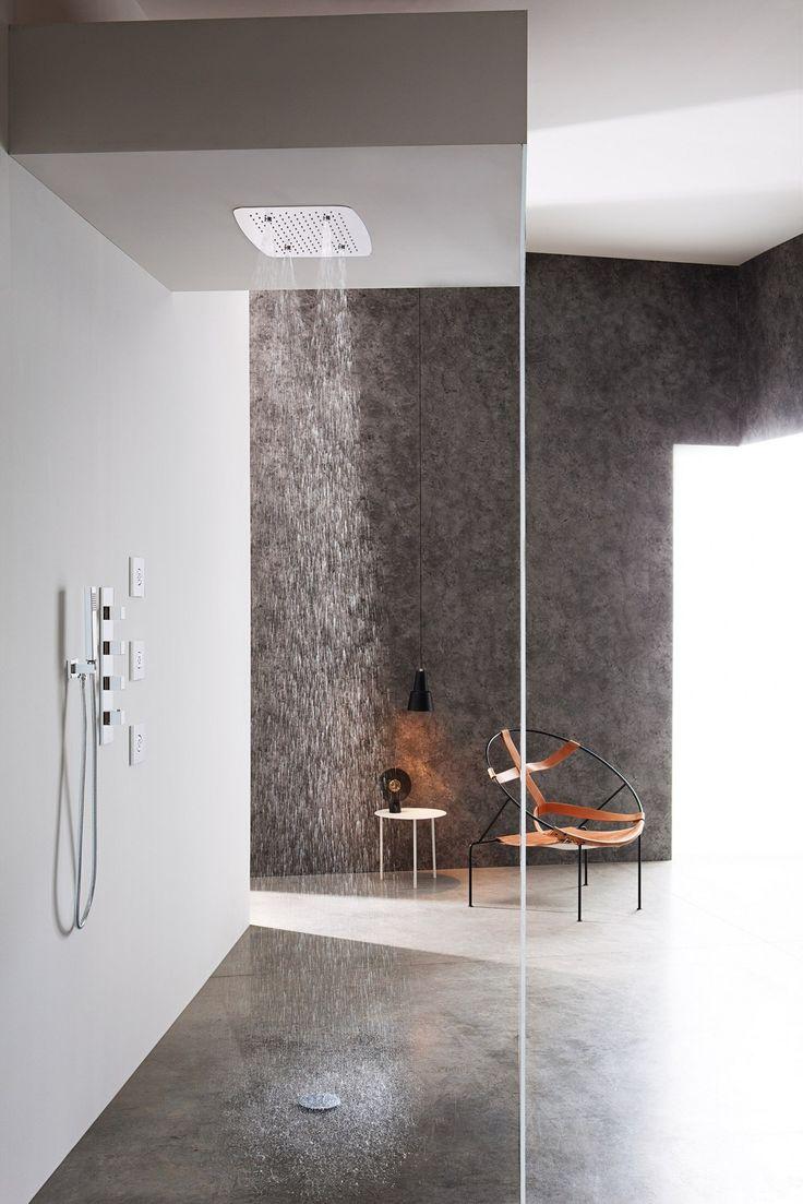 Ceramic bathroom tile acquerelli shower fixtures for sale too - Shower Il Nuovo Programma Wellness Di Graff