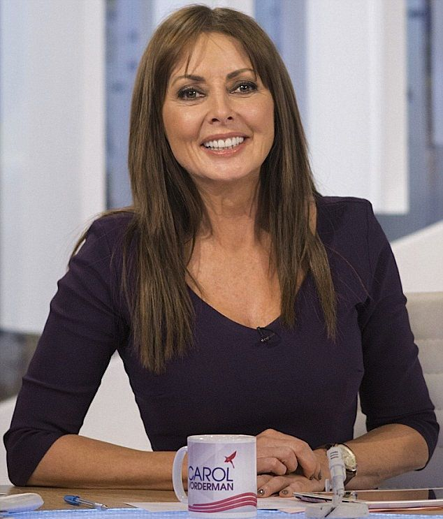 ideas about Carol Vorderman on Pinterest Pinterest