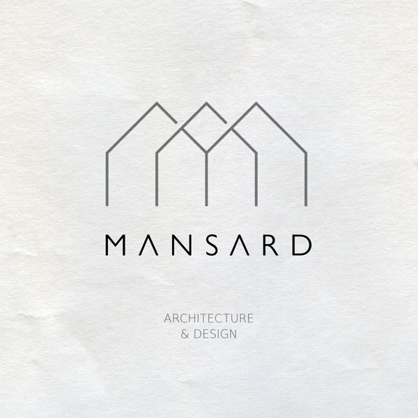 Naming and logo for architectural studio on Behance