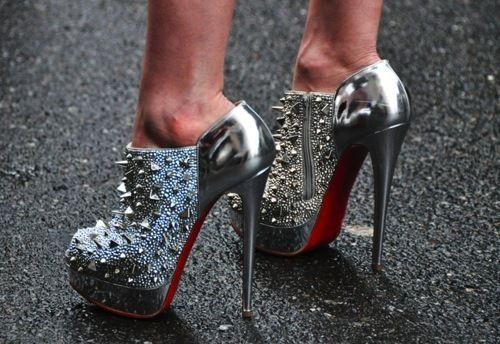 I would so wear these!