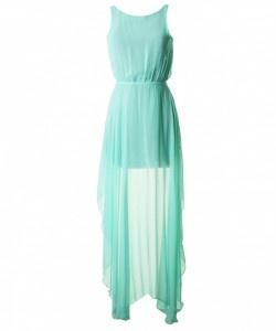 asymmetrical maxi dress: Favorite Colors, Bridesmaid