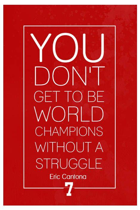 ''Eric Cantona Quote on Print. See more at www.finesportsprints.com #cantona #sportsquote #united''