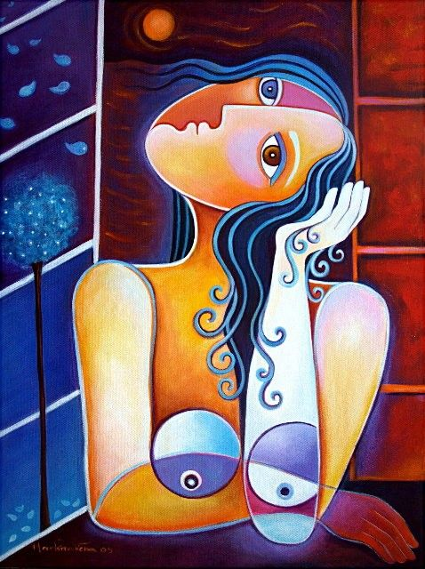 marlina vera paintings - Google Search