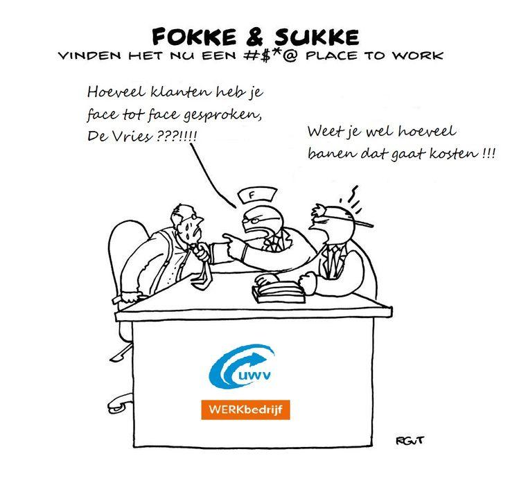 UWV en e-dienstverlening... #UWV #werkloos