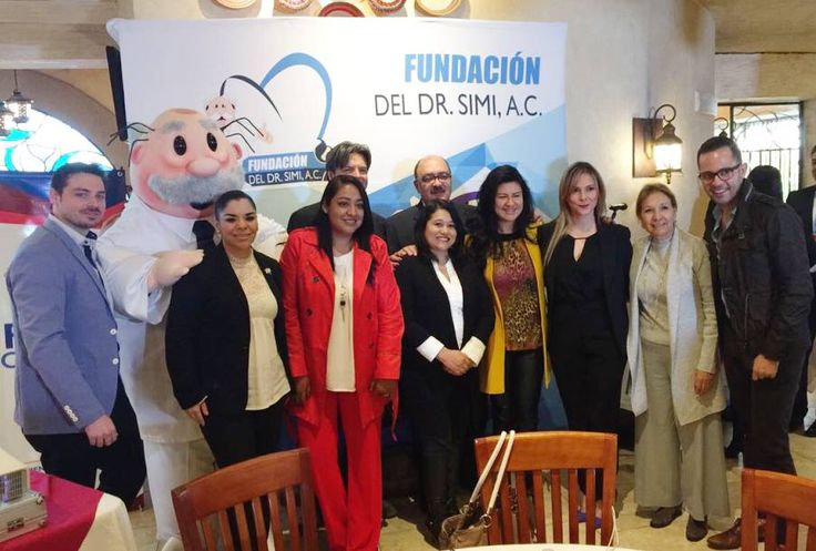 Por la labor desempeñada a favor de la niñez mexicana, Fundación Bafar recibió un reconocimiento por parte de la Fundación Dr. Simi.....