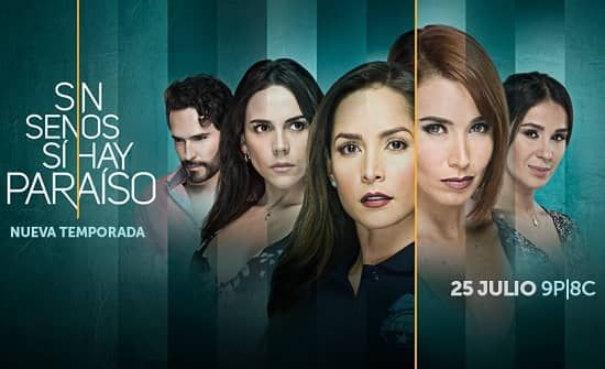Sin Senos Si Hay Paraiso 2 Capitulo 1 | Planeta Tv Online HD