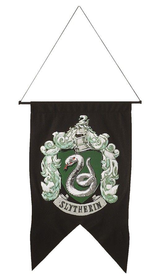 Harry Potter Slytherin Banner Prop