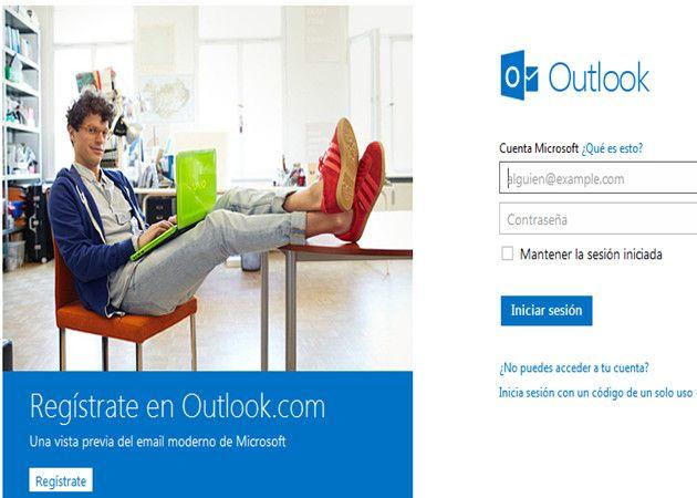 Outlook - Iniciar sesión outlook