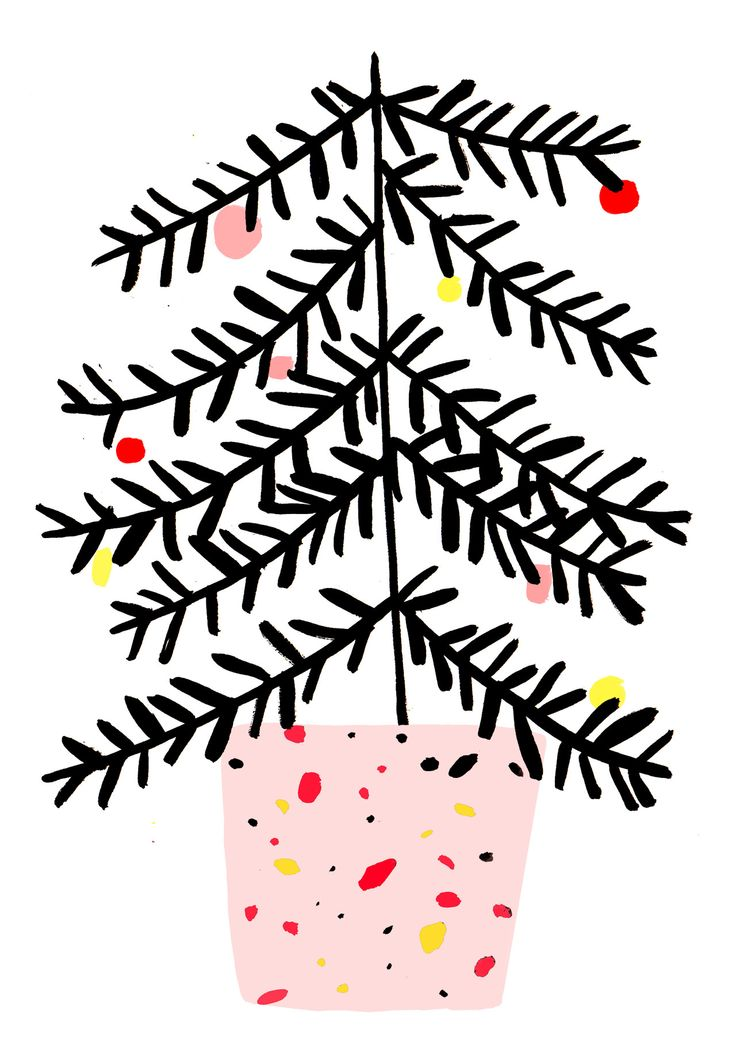 Charlotte Trounce #Xmas tree