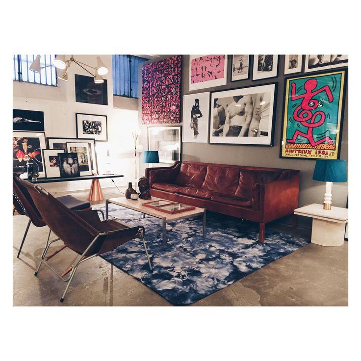 Photo & Art Wall in Dusty Deco Store
