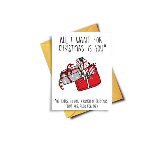 Funny Christmas Cards Christmas Cards Funny Holiday by BAECKANN