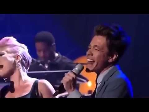▶ Just Give Me a Reason LIVE!!! - Pink and Nate Ruess - YouTube OMG this song and their voices!!!