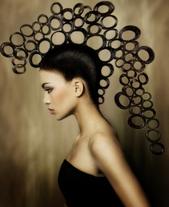 NAHA 2011 Finalist in Student Stylist category - Christine Doerge [Photography by Eric Fisher]