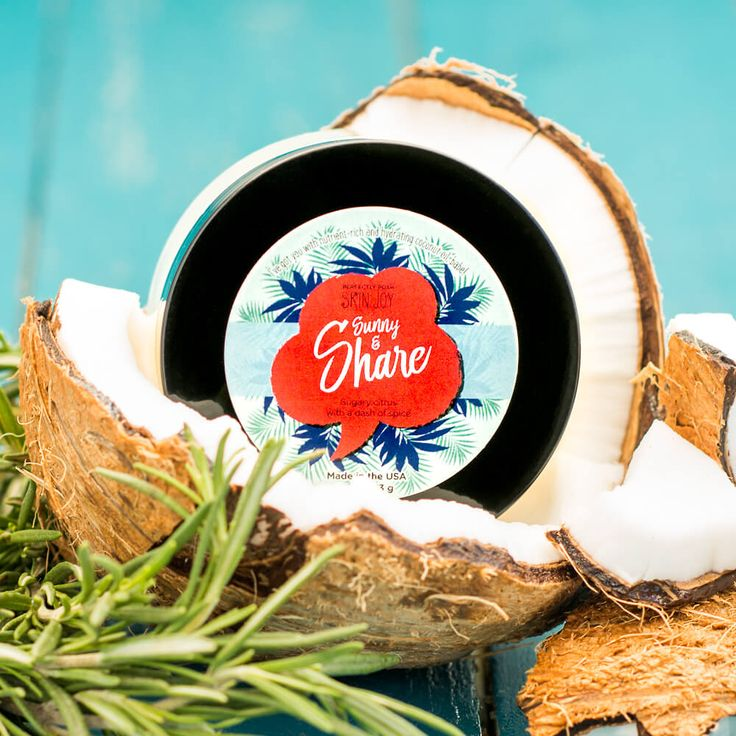 Share Skin Joy Coconut Oil | Perfectly Posh