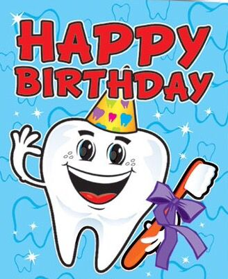 Happy Birthday Dentist