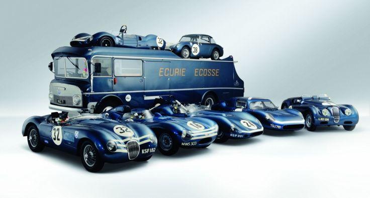 Ecurie Ecosse Sammlung