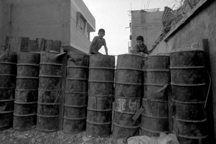 PHOTOS: De 1992 à 1997 en palestine occupée, pendant le processus d'Oslo   Enfants de Palestine