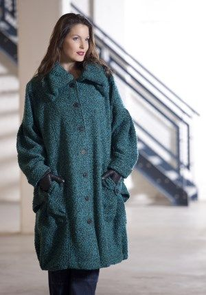 exelle, cosy warm winter coat