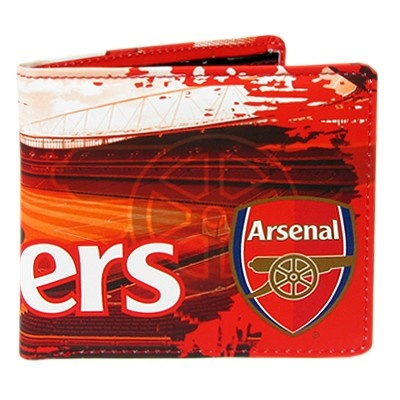 Arsenal FC Coloured Wallet