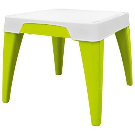 """Little Angel Детский стол """"Я расту"""", Little Angel, салатовый  — 1869р.  Детский стол """"Я расту"""", Little Angel, салатовый ‒ это детская мебель серии """"Я расту"""" от отечественного производителя . Детский стол изготовлен из экологически безопасных материалов ‒ полипропилена и ПВХ ‒ это сочетание обеспечивает легкость мебели, прочность, устойчивость к физическим и химическим воздействиям. Окраска стола обладает высокой устойчивостью цвета к внешним воздействиям.  Детский стол """"Я расту"""", Little…"""